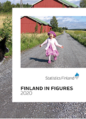 Finland in Figures 2020 is not accessible. The data content of the publication is accessible at stat.fi/finlandinfigures.